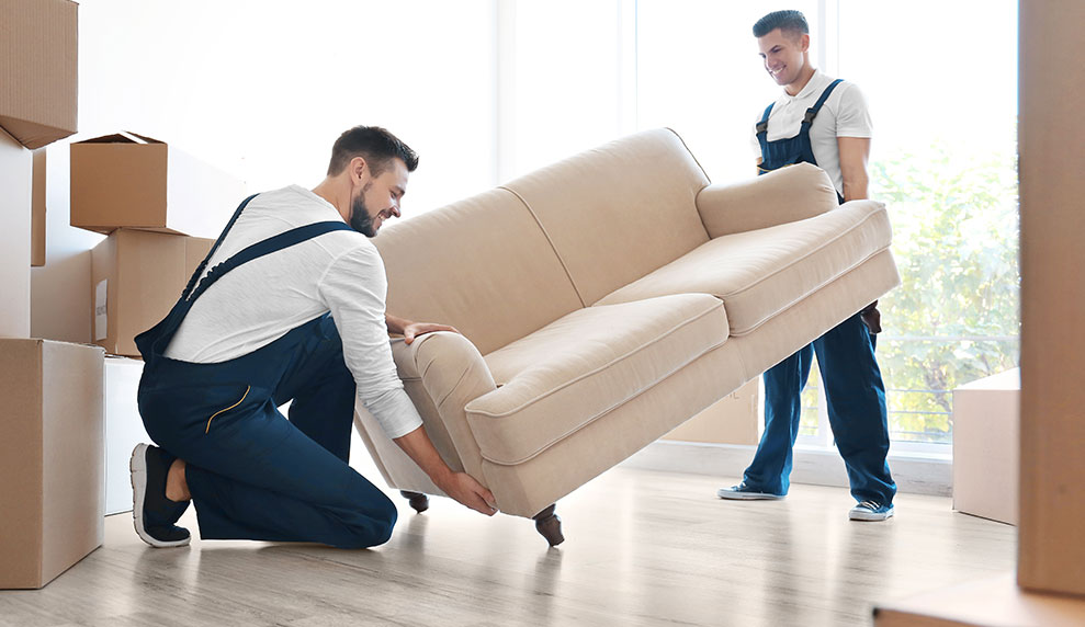 Large Removals services – Man and Van London