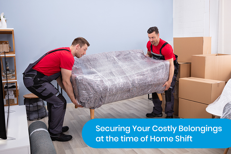 Securing Your Costly Belongings at the time of Home Shift