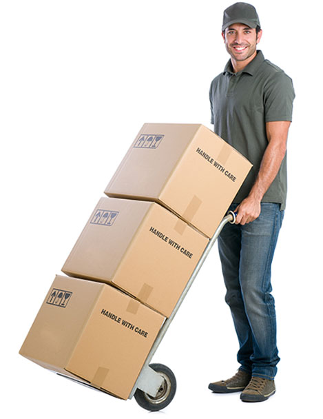 Removal and packing services Man and Van